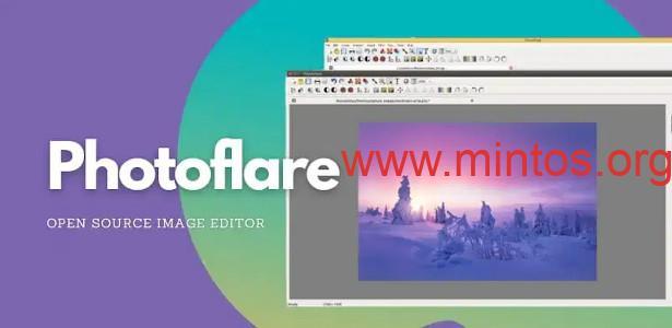 快闪修图:轻量级开源图片编辑软件PhotoFlare